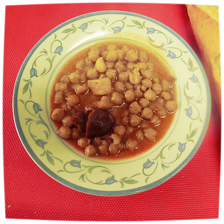 Garbanzos con Chorizo | © Nacho/Flickr