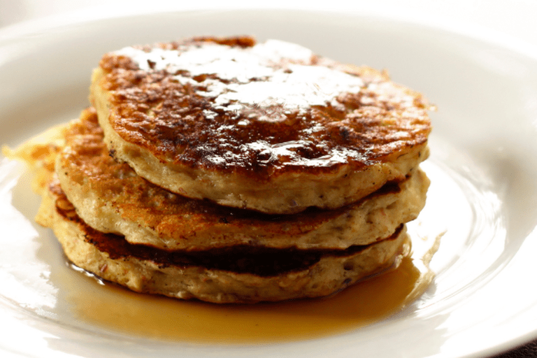Oatmeal pancakes|©Stacy/Flickr