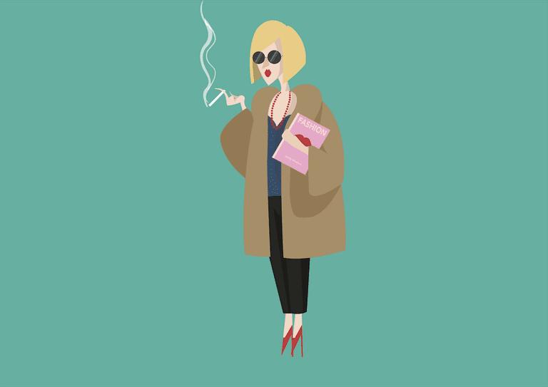 The Fashion Editor
