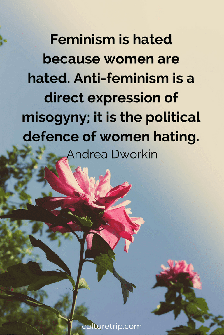 21 Empowering Quotes From Women's Rights Activists