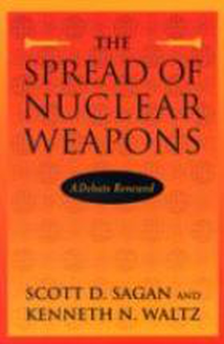 spread of nuclear weapons cover