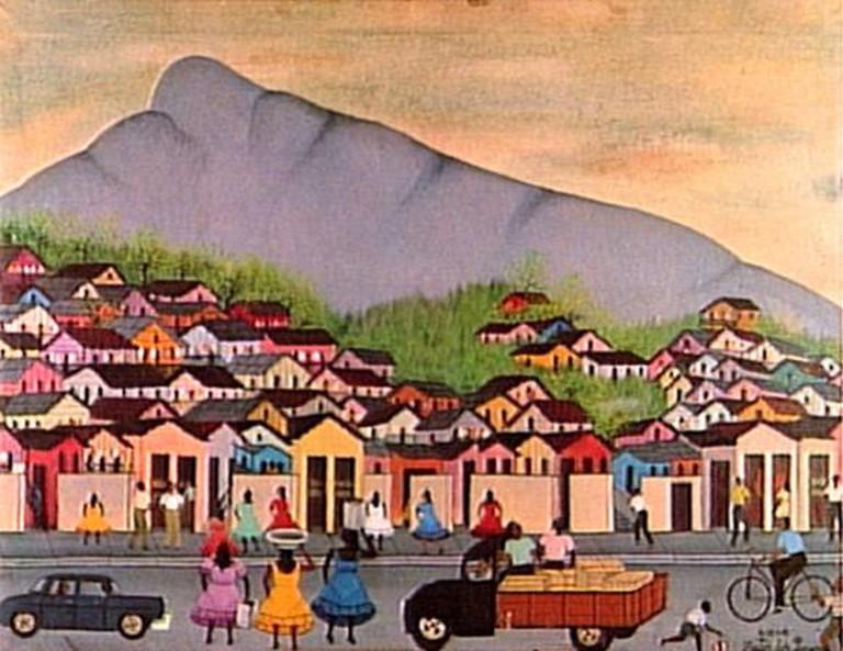 Heitor dos Prazeres - Favela