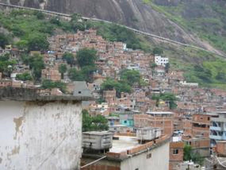 Brazil Slum | © Laughlin Elkind