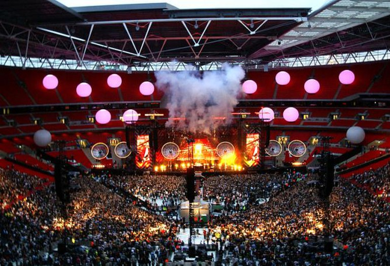 Muse at Wembly