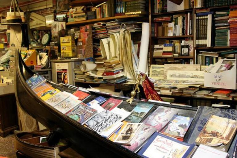 Libreria Acqua Alta | © Marit & Toomas Hinnosaar/Flickr