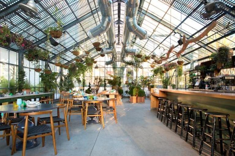 Commissary Atrium   © Audrey Ma