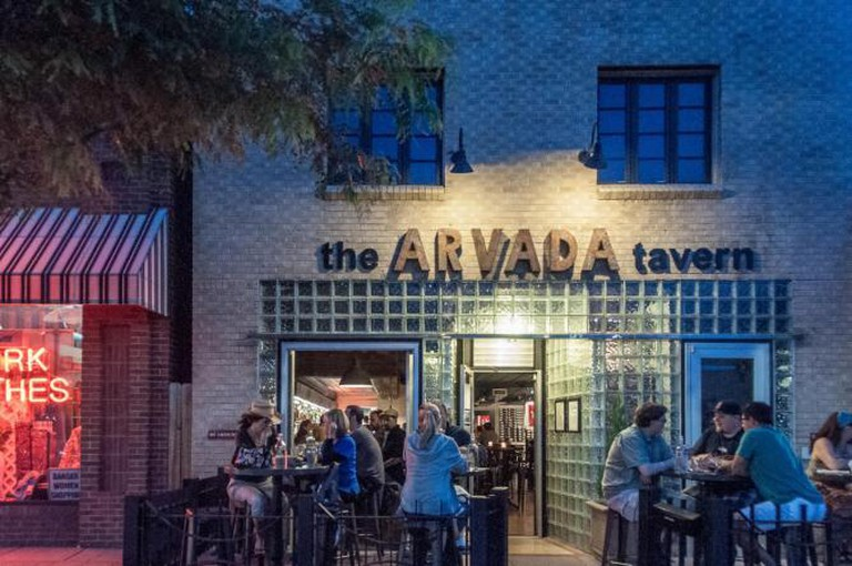 Arvada Tavern | © Kent Kanhouse/Flickr