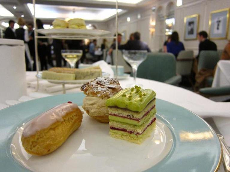 diamond jubilee tea salon london