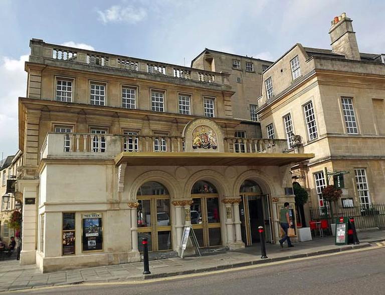 Theatre Royal | © Troy David Johnston/Flickr