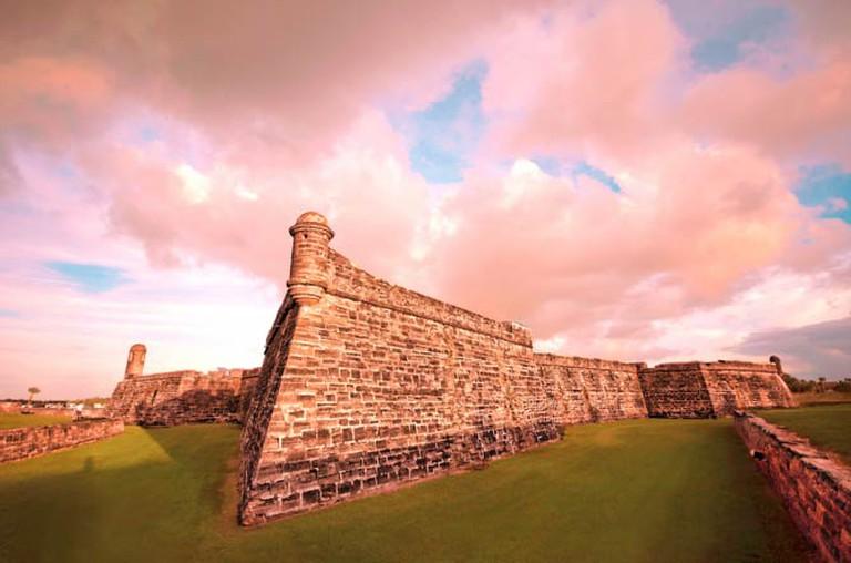 Castillo de San Marcos I Courtesy of St. Augustine VCB