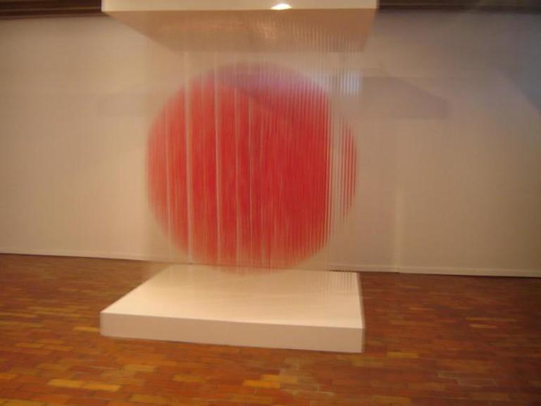Jesús Soto Museum of Modern Art | © Guillermo Ramos Flamerich/Wikipedia