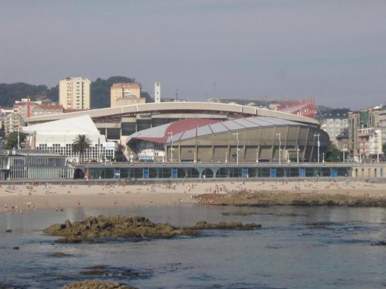 Deportiva Riazor | Wikimedia commons