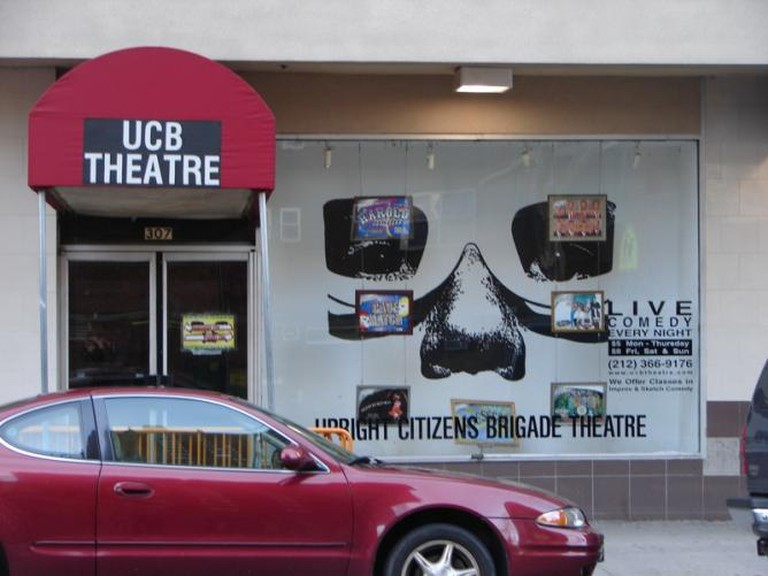 The UCB Theatre in NYC | © Andy/Flickr