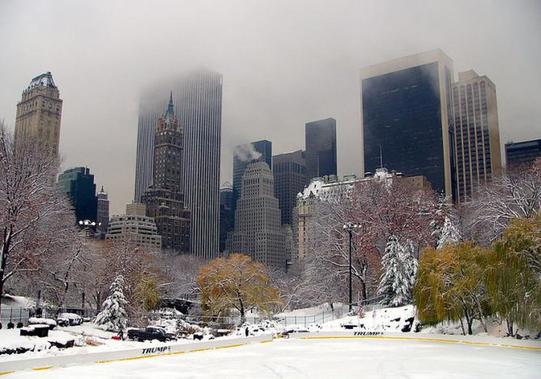 Winter in New York City | © robertpaulyoung/WikiCommons