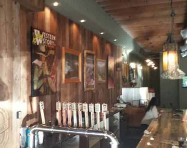Courtesy of Grand Lake Brewing Tavern