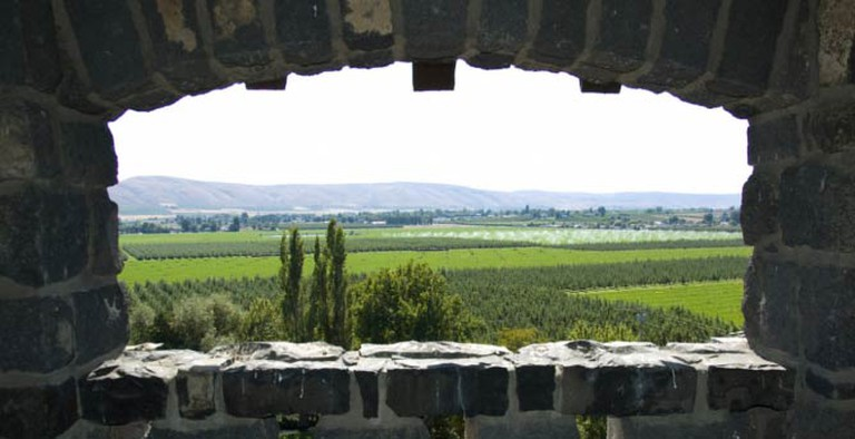 View from tower of Congdon Castle in Yakima | © Walter Smith/Flickr