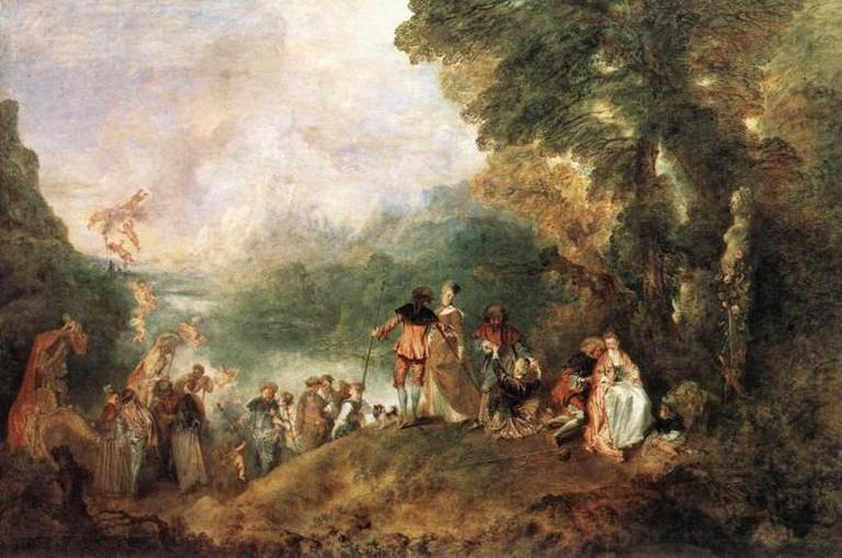 Embarkation for Cythera