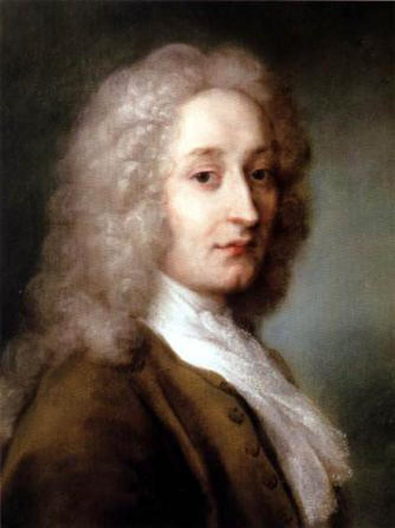 Portrait of Antoine Watteau (1684-1721)