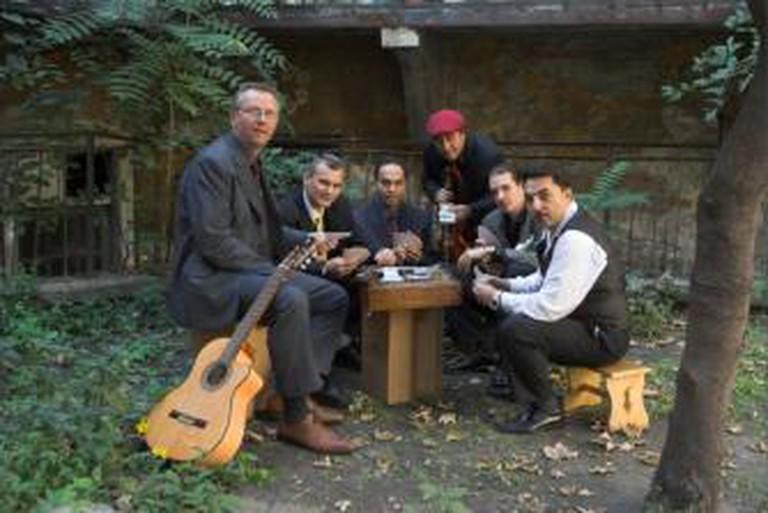 Gypsy Cimbalom Band