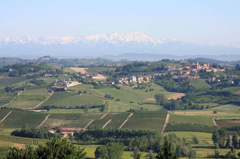 A view of the Piedmont region | © Gerald Smith/WikiCommons