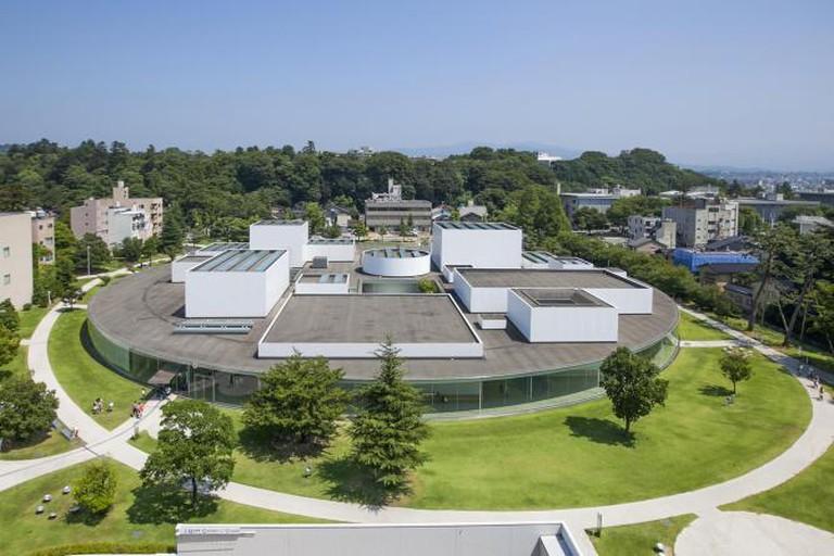 21st Century Museum of Contemporary Art, Kanazawa, Japan | © Banku/WikiCommons