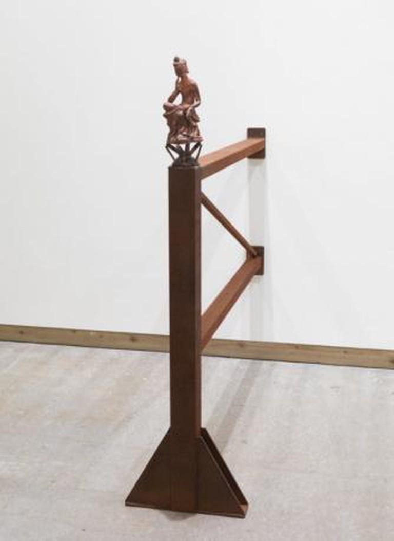 Handrail (Pensive Bodhisattva), Bartolini, 2013