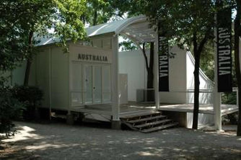 Australian national pavilion