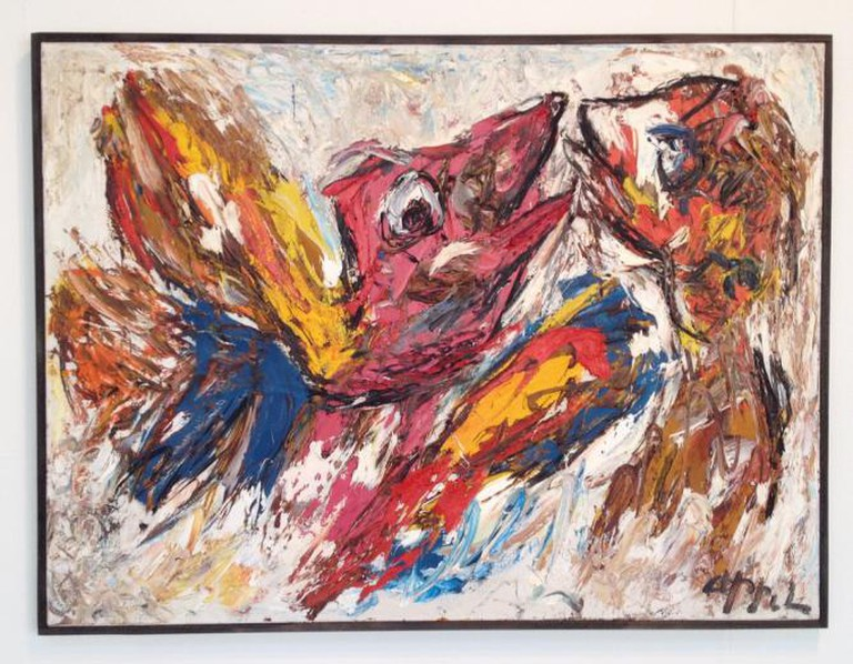 Karel Appel COBRA Movement