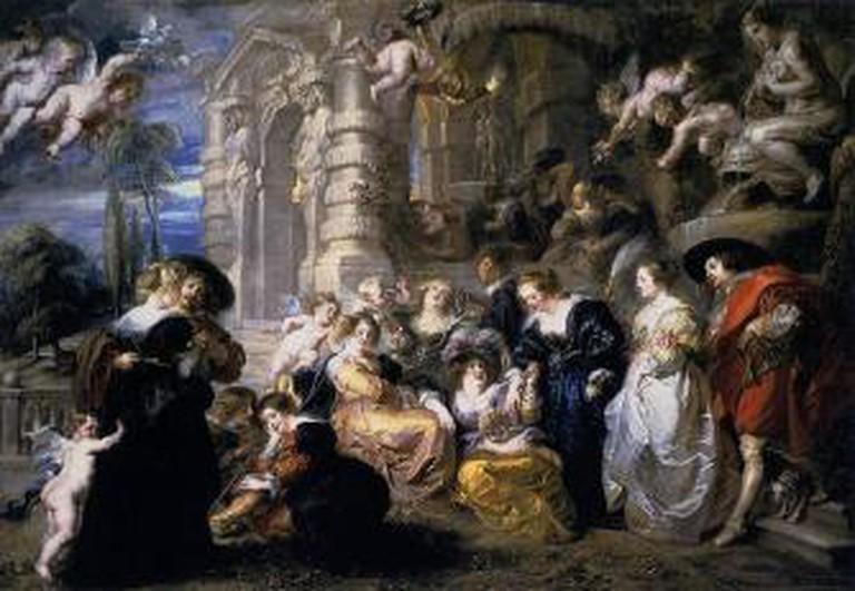 Rubens, Garden of Love