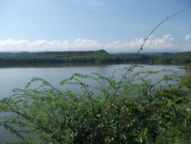 Moncion Dam