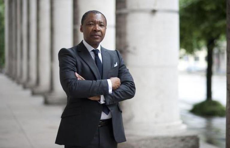 Okwui Enwezor Curator Director Haus der Kunst