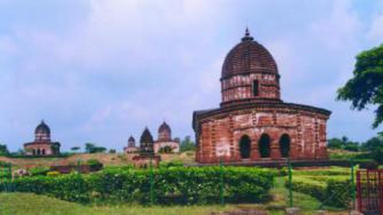 Temples at Bishnupur