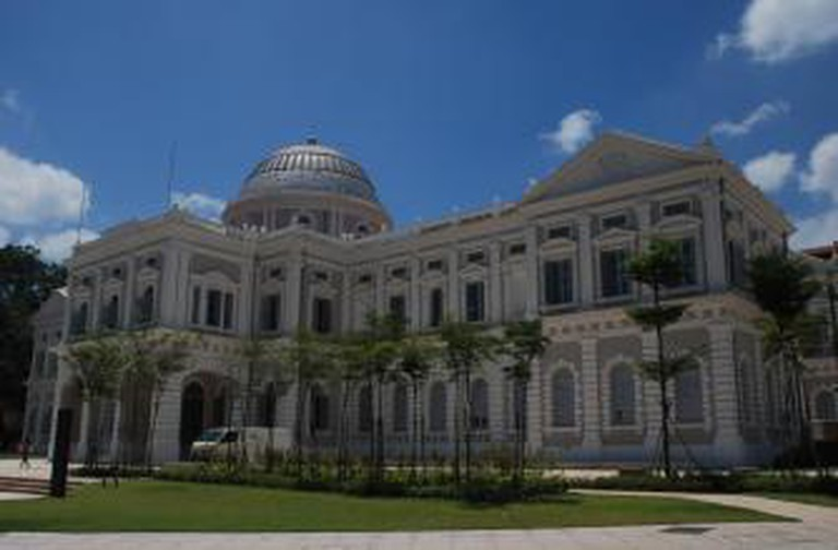 The National Museum of Singapore   © TerenceOng/WikiCommons