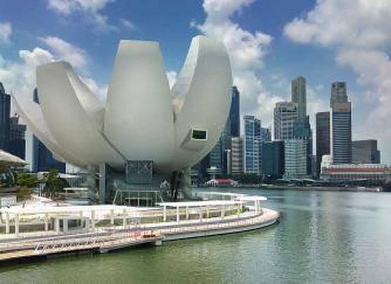 ArtScience Museum Singapore   © WilliamCho/Flickr