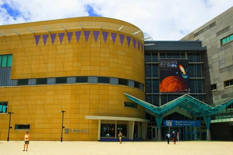 Te Papa New Zealand Museum