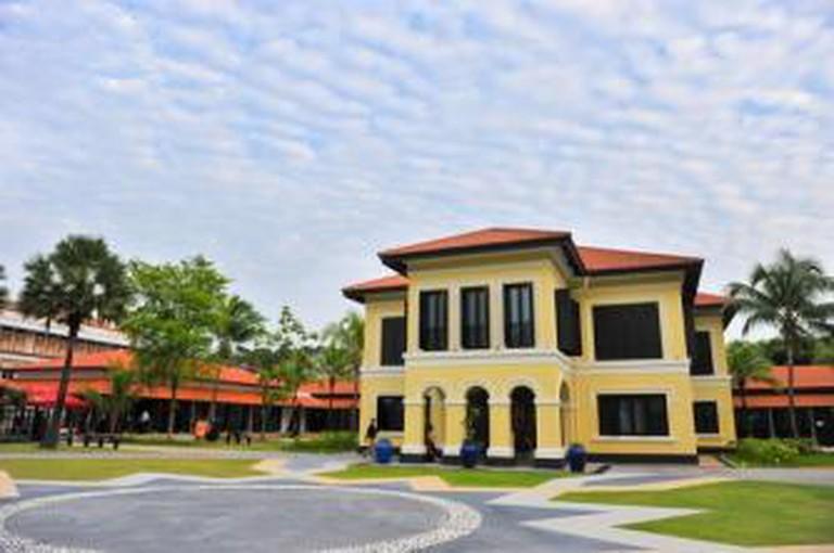 Malay Heritage Centre   © TamanWarisanMelayu/WikiCommons