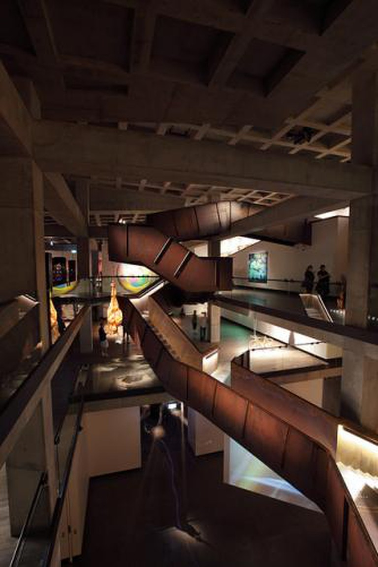 MONA Stairway