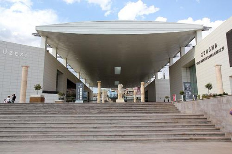 Zeugma Museum