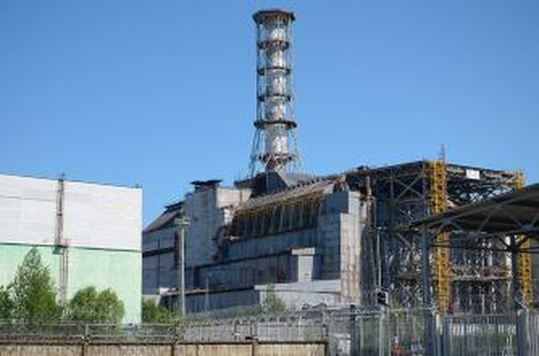 Chernobyl Nuclear Power Plant 2011