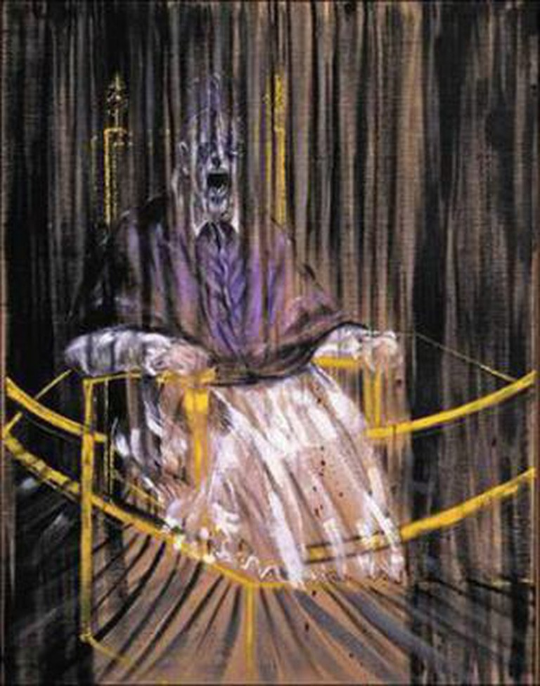 Francis Bacon: Pope Innocent X