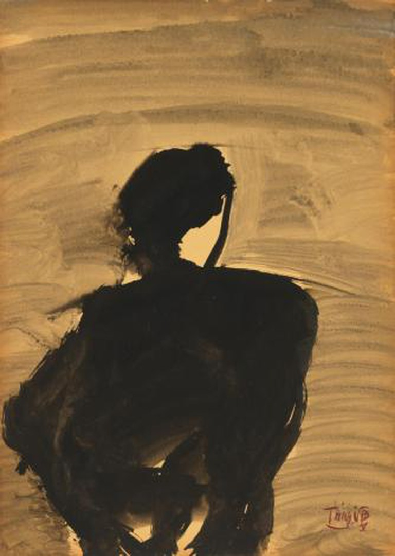T'ang Haywen, Untitled, c. 1966.