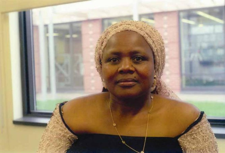 Sarah Mkhonza