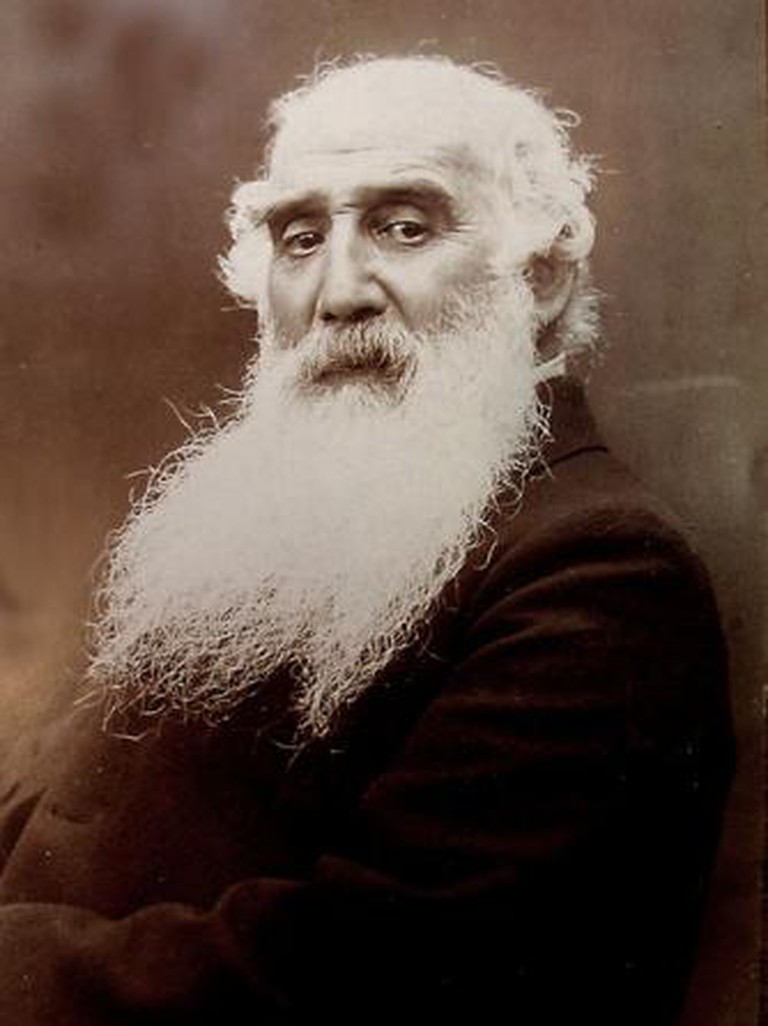 Pissarro Portrait