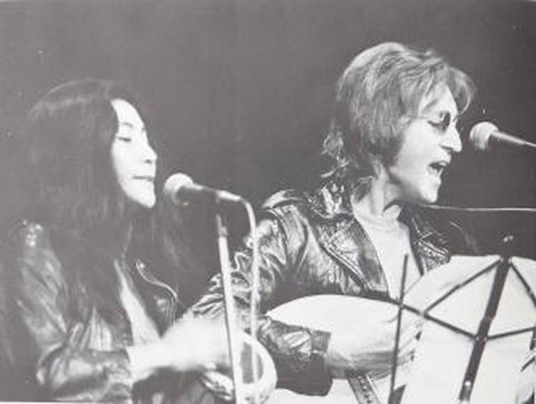 John Lennon and Yoko music