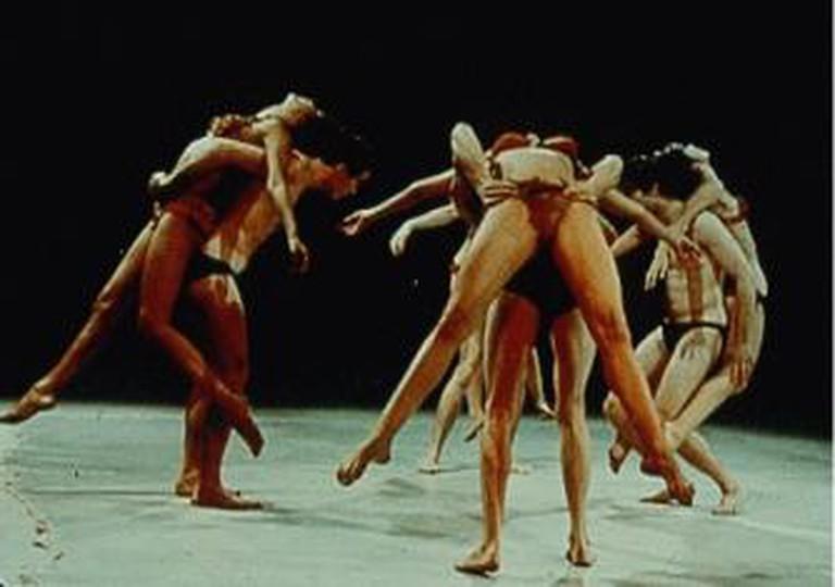 Carolee Schneemann, Meat Joy, Performance, 1964