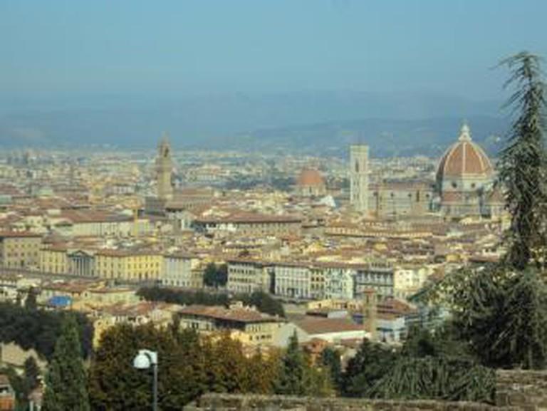 Firenze San Miniato al Monte