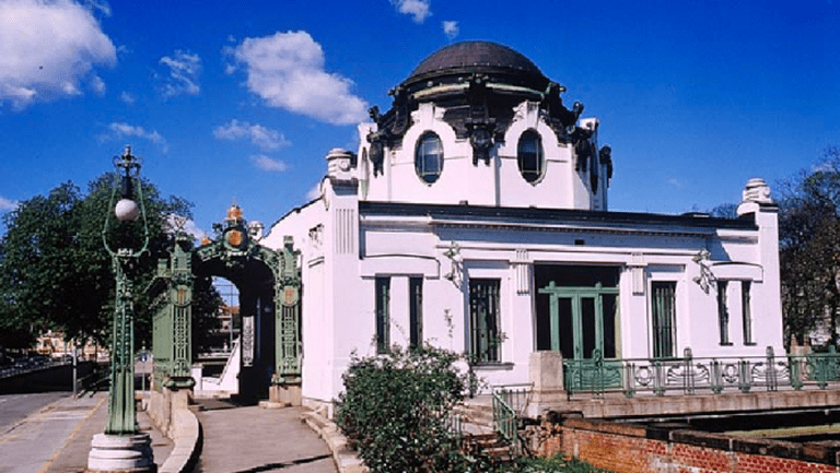 Wien Museum Pavillion