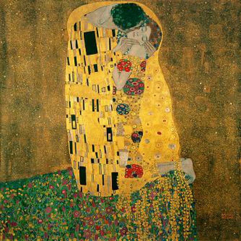 The Kiss (1907-1908)