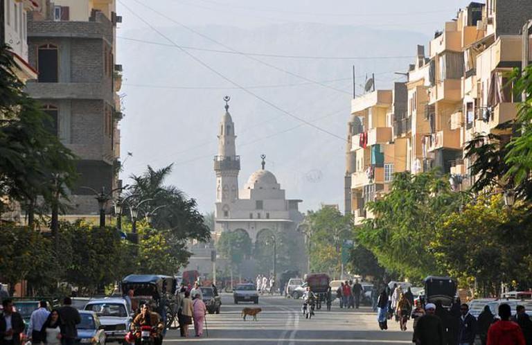 Saad Zaghloul Street