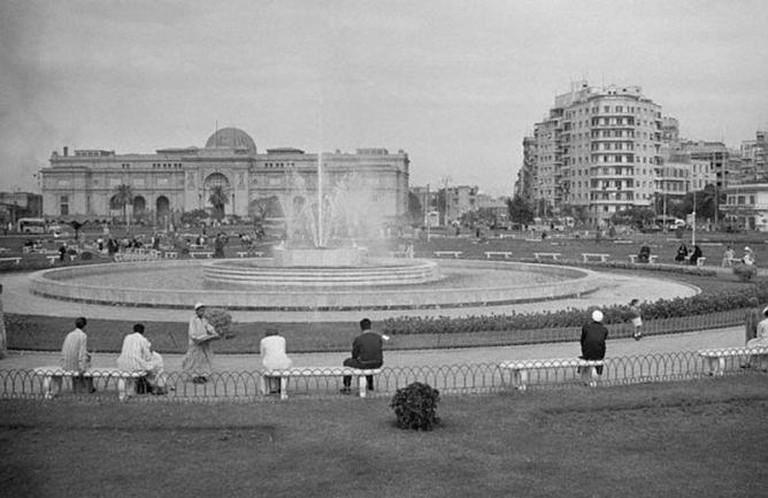 Tahir Square, 1941   Adelgo/WikiCommons